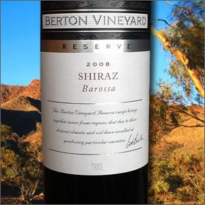 Shiraz Reserva Barossa