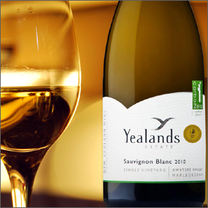 Sauvignon Blanc Yealands Estate
